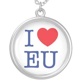 I collar de la UE del corazón