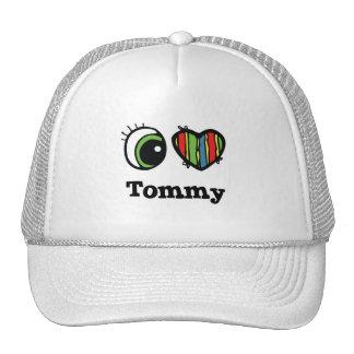I corazón (amor) Tommy Gorro De Camionero