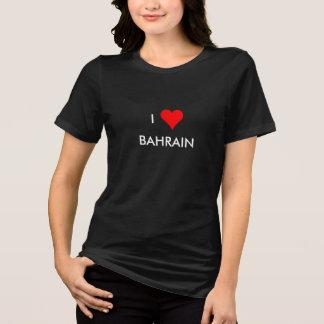 i corazón Bahrein Camiseta