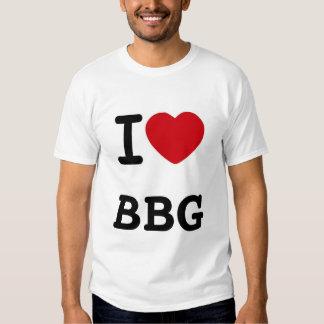 I corazón BBG Camiseta