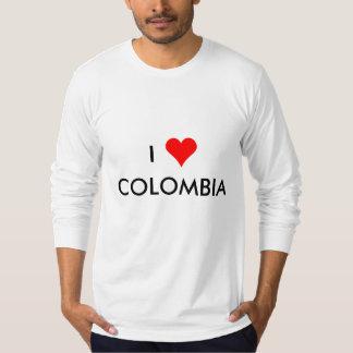 i corazón Colombia Camiseta