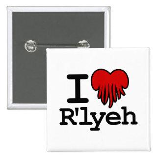 I corazón R'lyeh Pins