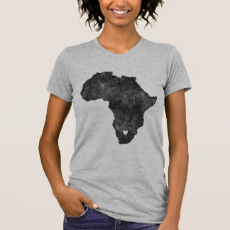 I corazón SAA - Grunge Camiseta