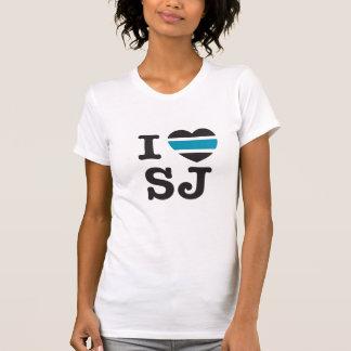 ¡I corazón San Jose! Camisetas