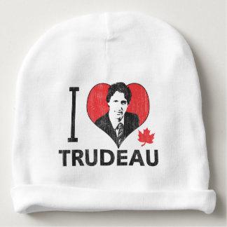 I corazón Trudeau Gorrito Para Bebe