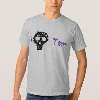 I cráneo Tom Camisas
