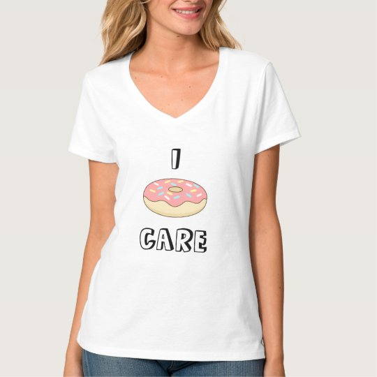 I cuidado del BUÑUELO (luz) Camiseta