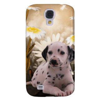 i flores del perro de los animales funda para galaxy s4