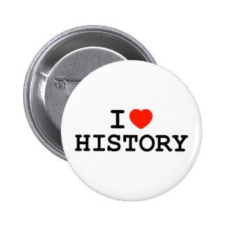 I historia del corazón pin