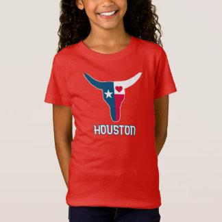I Houston love. I Texas love. playera