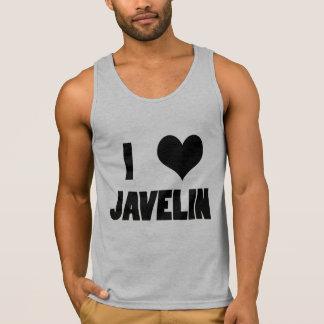 I jabalina del corazón, camisetas sin mangas del