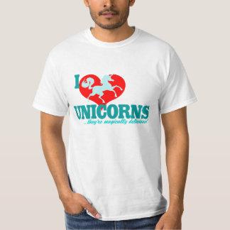 ¡I los unicornios del CORAZÓN… son mágico Camisas