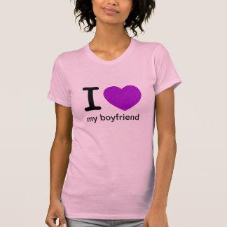 I Love_ Camiseta
