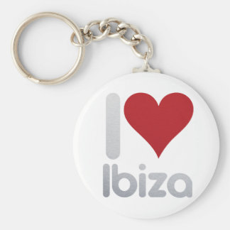 I LOVE IBIZA LLAVERO