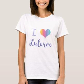 I love Lularoe- Fashion consultant tshirt Camiseta
