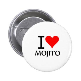 I Love Mojito 2 Botón