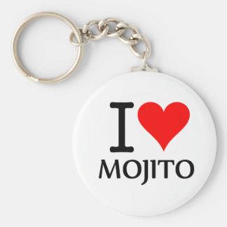 I Love Mojito 2 Llaveros