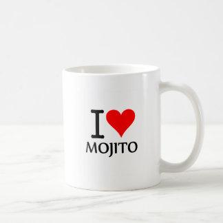 I Love Mojito 3 Taza