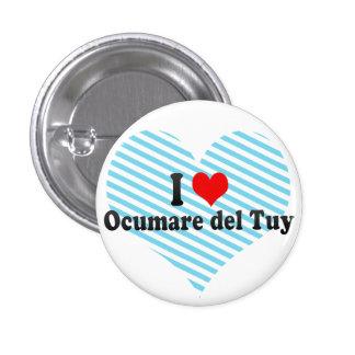 I Love Ocumare del Tuy, Venezuela Pin