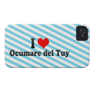I Love Ocumare del Tuy, Venezuela iPhone 4 Coberturas