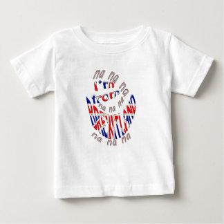I, m del brexitland camiseta de bebé