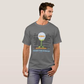 Camiseta I marzo para la camiseta de la ciencia (Kinesin)
