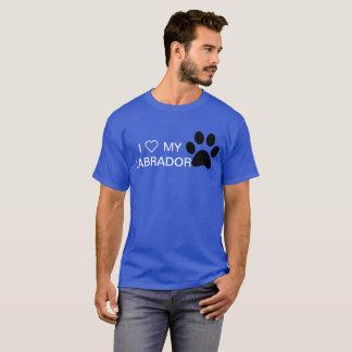 ❤ I mi camisa de Labrador