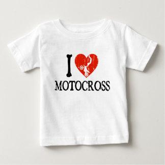 I motocrós del corazón camisas