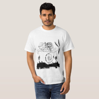 I oscuro quiere ser una camiseta que ase de la