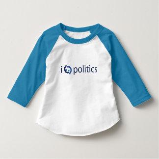 I política del corazón (quizá demasiado) camiseta