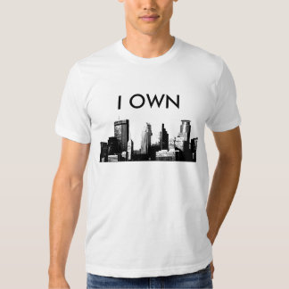 I POSEER Nueva York Camisetas