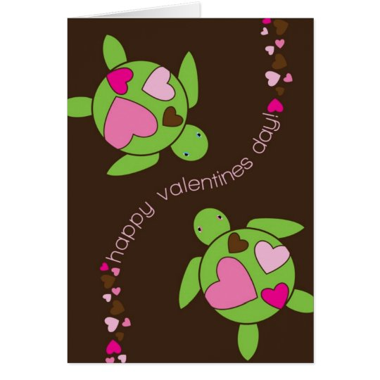 I tarjeta 5 x 7 del día de San Valentín de las