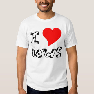 I vacas del corazón camiseta