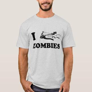 I zombis de la ballesta camiseta