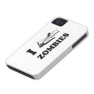 I zombis de la ballesta Case-Mate iPhone 4 funda