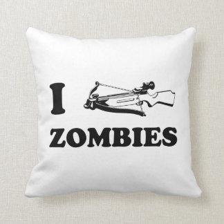 I zombis de la ballesta cojín