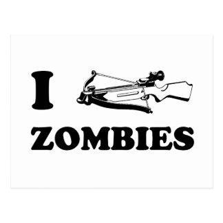 I zombis de la ballesta postal