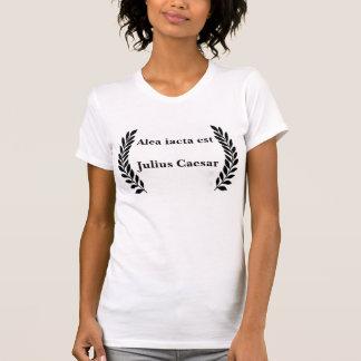 Iacta est de Alea… Camiseta