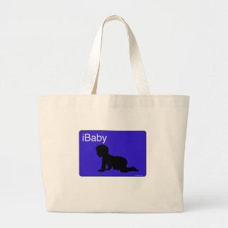 iBaby azul Bolsa De Mano