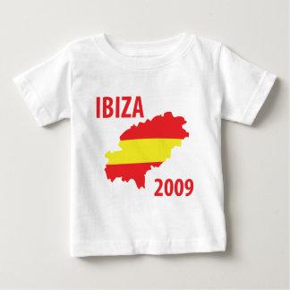 Ibiza 2009 camiseta de bebé