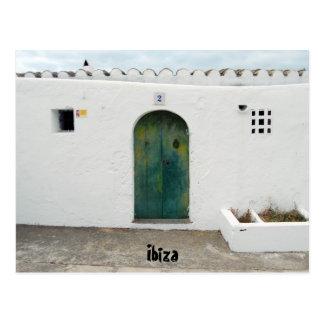 Ibiza Tarjeta Postal