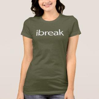 ibreak camiseta