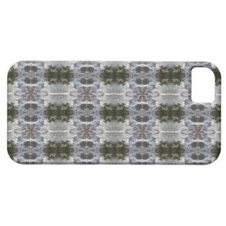 iCases con diseño abstracto helado Funda Para iPhone SE/5/5s