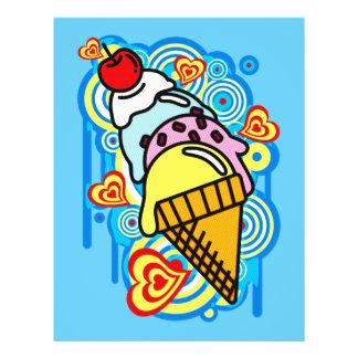 Ice_Cream_Paint Tarjeta Publicitaria