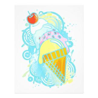Ice_Cream_Paint Folleto 21,6 X 28 Cm