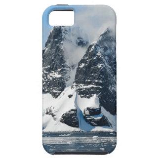 icebergs de hielo de las montañas funda para iPhone SE/5/5s
