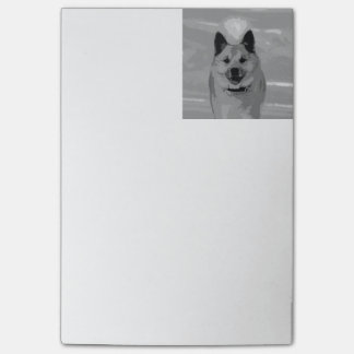 IcelandicSheepdog20151203 Notas Post-it®