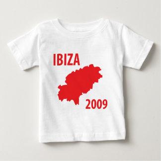 Icono 2009 de Ibiza Camiseta Para Bebé
