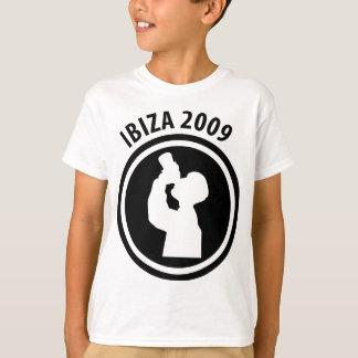 Icono 2009 del bebedor de Ibiza Camisas