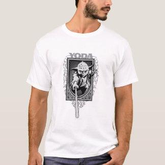 Icono A de Yoda Camiseta
